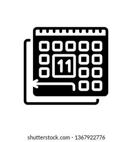 Vector icon for pto