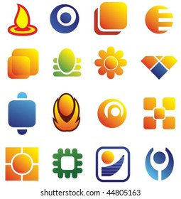 vector icons for web
