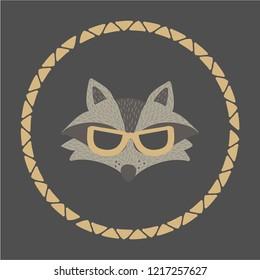 Raccoon Mask Images, Stock Photos & Vectors | Shutterstock