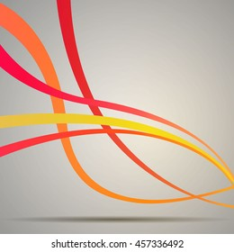 Vector Illustration of an Abstract Background Design