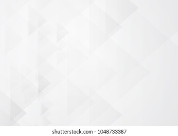 Vector illustration - Abstract grey and white board gradient used for background, Template mock up for display of product, layout and presentation business backdrop.