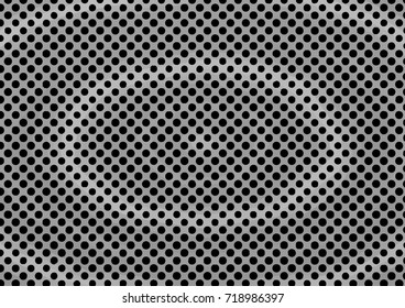 Vector illustration, abstract halftone backdrop in white and black tones in pop art style, monochrome background for business cards, website, postcards, interior design, labels and stickers