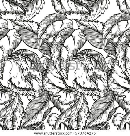 vector illustration apple tree sketch design stock vector royalty Apple Tree Diseases vector illustration of apple tree sketch for design website background banner seamless