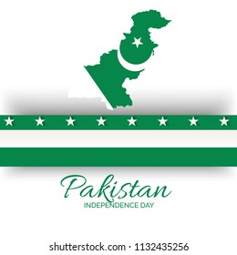 Vector illustration of a background for 14th of august Pakistan Independence Day Cultural .