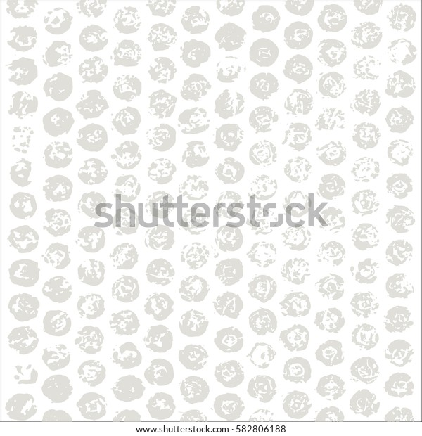 Vector illustration background of hand-made prints bubble wrap. Bright and pastel.