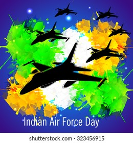 Indian air force day hd images,gif, status, Photos,source by shutterstock.com