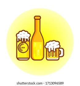 Cartoon Beer Mug Images Stock Photos Vectors Shutterstock