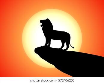Lion King Images Stock Photos Vectors Shutterstock