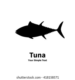 tuna silhouette images stock photos vectors shutterstock
