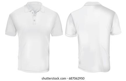 collared shirt blank