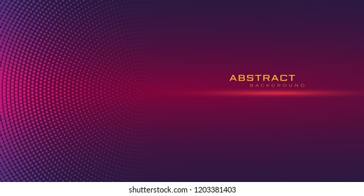 Vector illustration of bright color abstract pattern background with dots, gradient texture for minimal dynamic cover design. Eps10 vector illustrations.