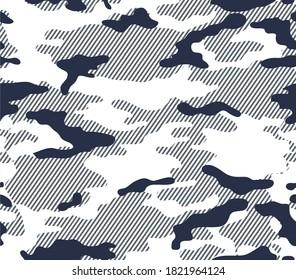 Vector Illustration of camouflage design