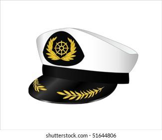 Captains Hat Images, Stock Photos & Vectors | Shutterstock