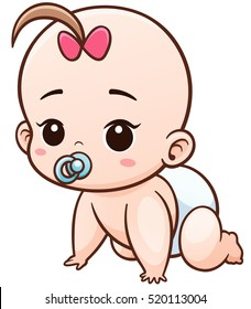 Babybilder Comic