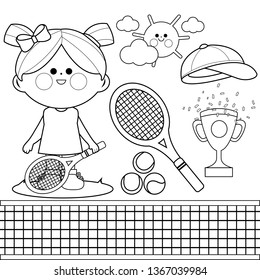 Lleyton hewitt playing tennis coloring pages - Hellokids.com | 280x260