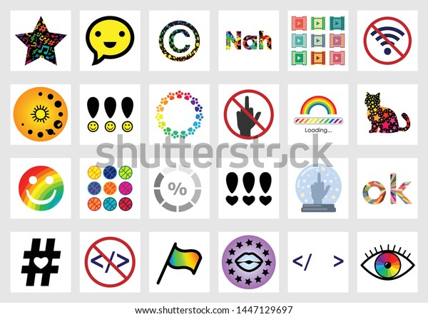 It is a graphic of Emoji Faces Printable with white