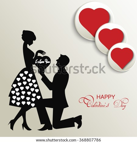 propose a girl on valentine day