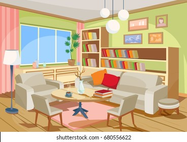 cartoon living rooms living room images stock photos amp vectors 11529