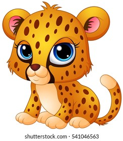 Cheetah Cartoon Images, Stock Photos & Vectors | Shutterstock