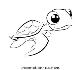 Baby Sea Turtle Images Stock Photos Vectors Shutterstock