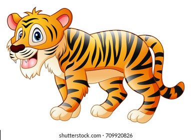 cartoon tiger images stock photos vectors shutterstock rh shutterstock com pictures of cartoon baby tigers images of cartoon tigers
