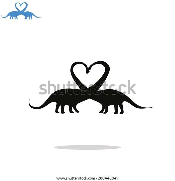 Vector De Stock Libre De Regalias Sobre Ilustracion Vectorial De Los Dinosaurios Enamorados280448849 Qué son los dinosaurios, características principales, hábitat, tipos y extinción de los dinosaurios. https www shutterstock com es image vector vector illustration dinosaurs love 280448849