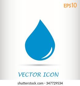Vector illustration drops