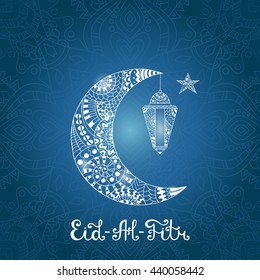 Must see Moon Star Light Eid Al-Fitr Decorations - vector-illustration-eid-al-fitr-260nw-440058442  Gallery_19377 .jpg