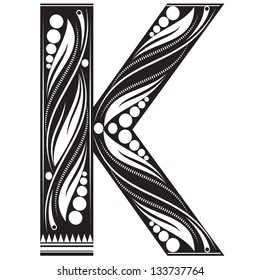 Royalty Free Capital Letter K Images Stock Photos Vectors