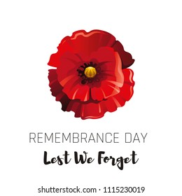 Veterans Day Poppy Images Stock Photos Vectors Shutterstock