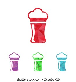 Vector illustration of food icon