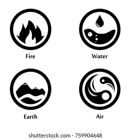 Earth Air Fire Water Images Stock Photos Vectors Shutterstock