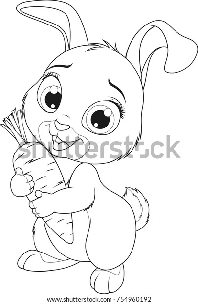 Baby bunny coloring pages - timeless-miracle.com | 620x405