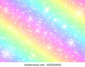 Unicorn Glitter Background Images Stock Photos Vectors Shutterstock