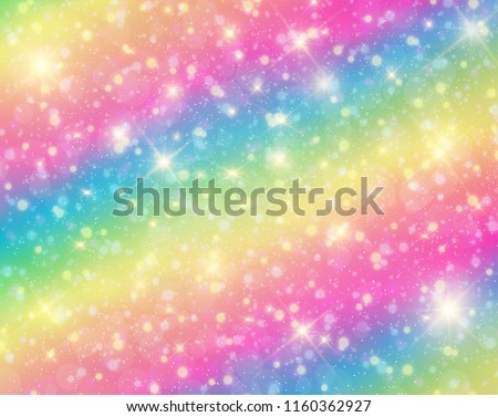 Vector illustration of galaxy