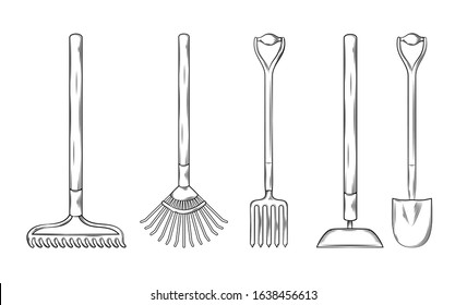 Pitch Fork Images Stock Photos Vectors Shutterstock
