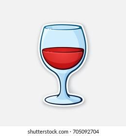 cartoon wine glass images stock photos vectors shutterstock rh shutterstock com cartoon red wine glass cartoon red wine glass