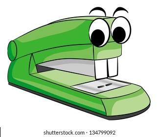 Stapler Cartoon High Res Stock Images Shutterstock