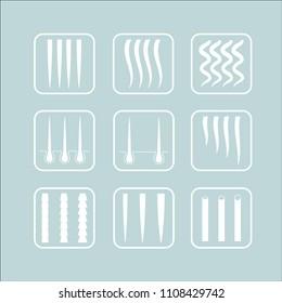 Vectores, imágenes y arte vectorial de stock sobre Pore Texture