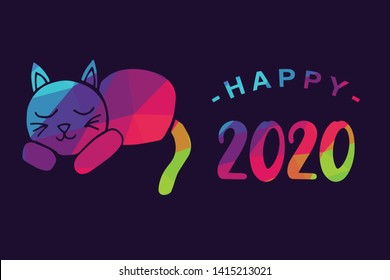 Cat Layout Images Stock Photos Vectors Shutterstock