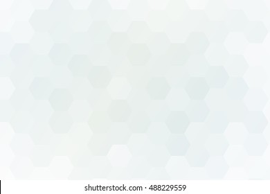vector illustration of hexagons on a white gold background. a series of polygonal backgrounds. geometric pattern with gradient. ideas for your business presentations, printing, design.