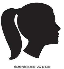 deer #silhouette #black #freetoedit - Deer Head Silhouette Clipart  (#2386746) - PikPng