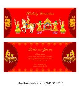 5 882 Hindu Wedding Hindu Wedding Card Images Royalty Free Stock