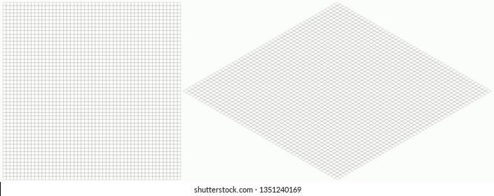 isometric dot paper images  stock photos  u0026 vectors
