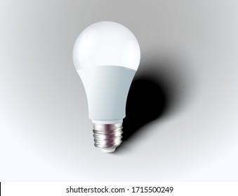 Vector illustration, lamp, for various tasks