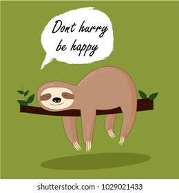 Slothful day oral