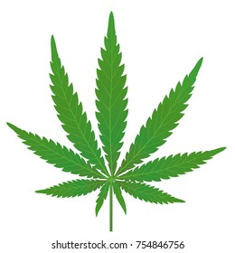 Marijuana Leaf Vector Images Stock Photos Vectors Shutterstock