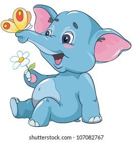 elephant cartoon images stock photos vectors shutterstock