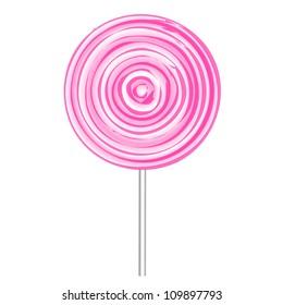lollipop clipart images stock photos vectors shutterstock rh shutterstock com Swirly Lollipops Clip Art Lollipop Word