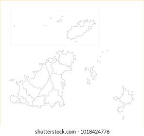 Guernsey Map Images Stock Photos Vectors Shutterstock